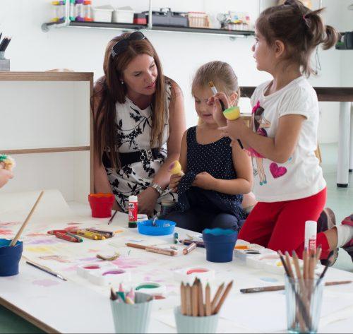Inakindergarten, Stellenausschriebung Erzieher:in Kita Markgrafenstraße